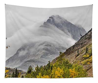 Grinnell Cloud Wrap Tapestry