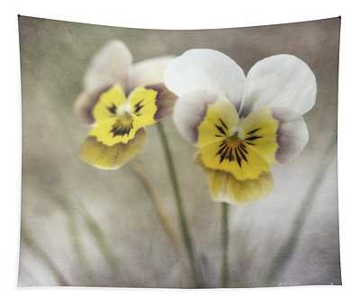 Closeup Flower Photographs Wall Tapestries