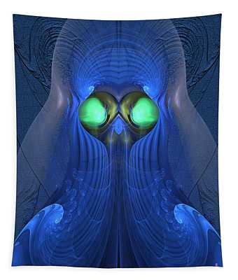 Guardian Of Souls Tapestry