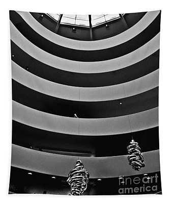 Guggenheim Museum - Nyc Tapestry