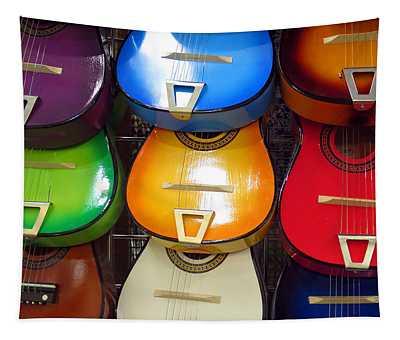Guitaras San Antonio  Tapestry