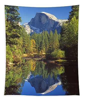 2m6709-half Dome Reflect - V Tapestry