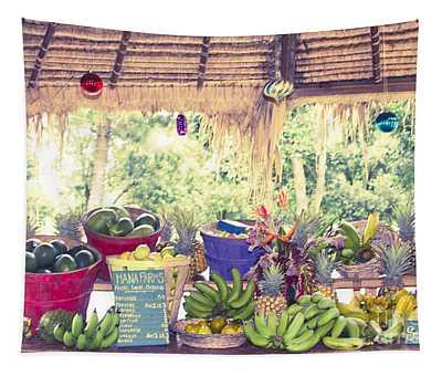 Hana Fresh Local Fruit Tapestry