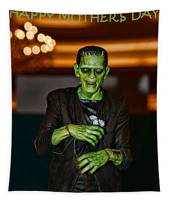 Happy Mother's Day Tapestry
