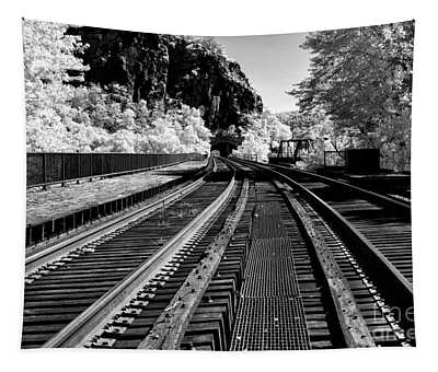 Harpers Ferry Main Line Tapestry