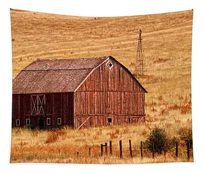 Harvest Barn Tapestry