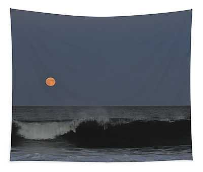 Harvest Moon Seaside Park Nj Tapestry