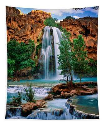 Havasu Cascades Tapestry
