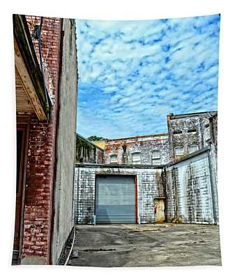 Hdr Alley Tapestry