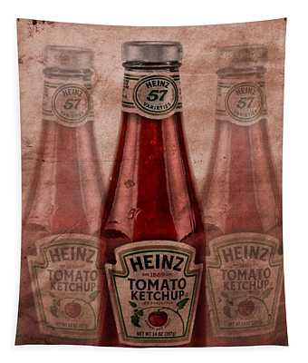Heinz Tomato Ketchup Tapestry