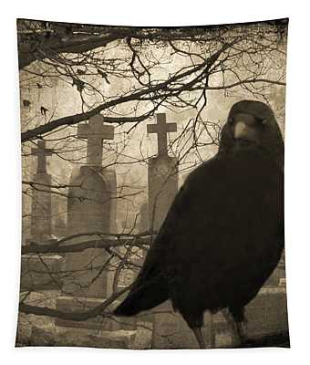 Her Graveyard Tapestry