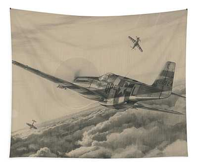 High-angle Snapshot Tapestry