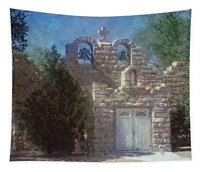 High Desert Church Tapestry