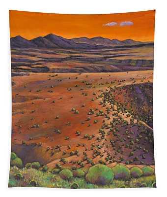 High Desert Evening Tapestry