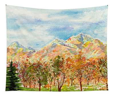 Highlands Autumn Tapestry
