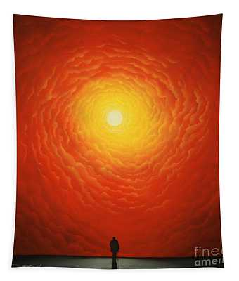 His Final Destiny Tapestry