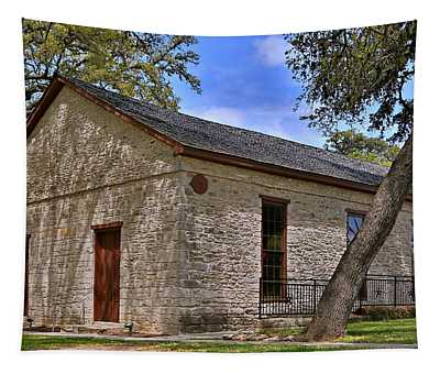 Historic Independence Baptist Church -- Texas Tapestry