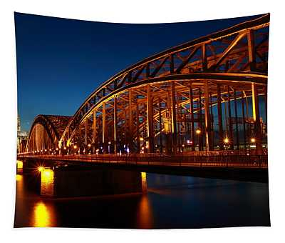 Hohenzollern Bridge Tapestry