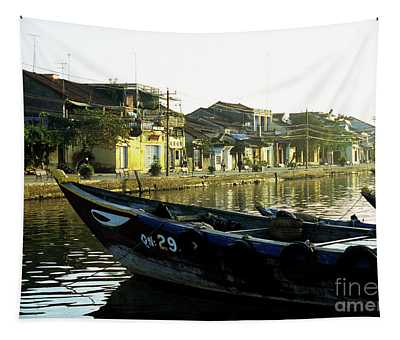 Hoi An Dawn 02 Tapestry