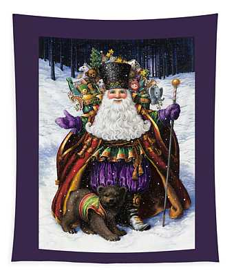 Holiday Riches Tapestry