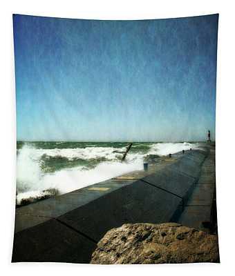 Holland Harbor Breakwater Tapestry