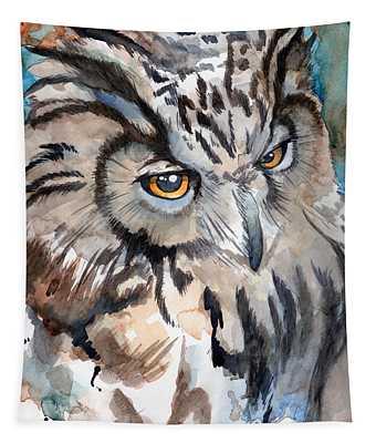 Hollis Mason Tapestry