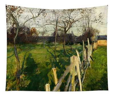 Home Fields Tapestry