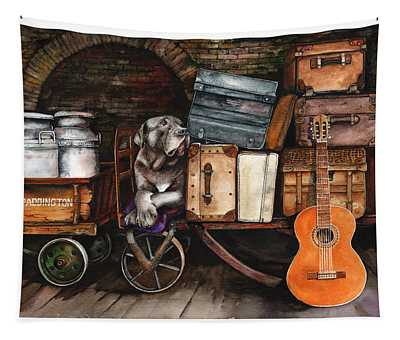 Homeward Bound Tapestry