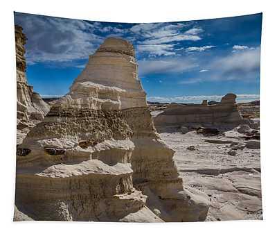 Hoodoo Rock Formations Tapestry