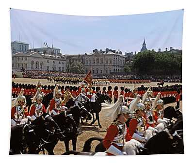 Horse Guards Parade, London, England Tapestry