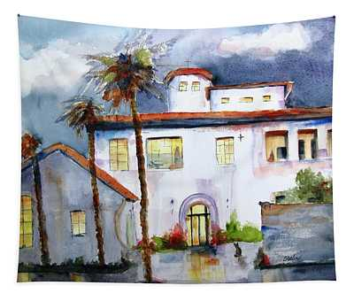 Hospitality House Tapestry