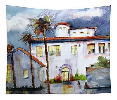 Hospitality House Tapestry