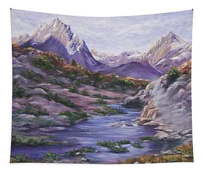 Hot Springs Tapestry