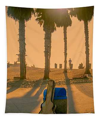 Hotel California Tapestry