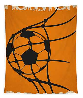 Houston Dynamo Goal Tapestry