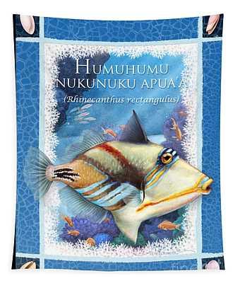 Humuhumunukunukuapua'a Tapestry