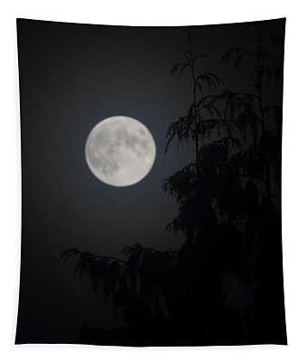 Hunters Moon Tapestry