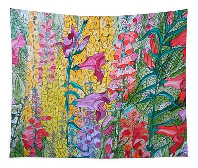 Hybrids 3 Tapestry