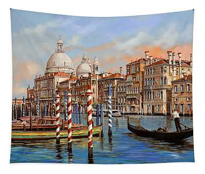 Canal Tapestries
