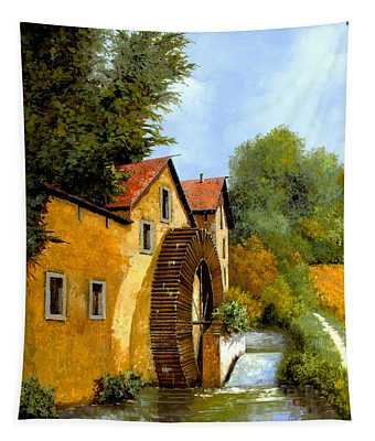 Mill Wall Tapestries