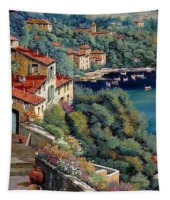 Il Promontorio Tapestry