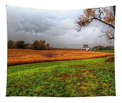 Illinois Farmland I Tapestry