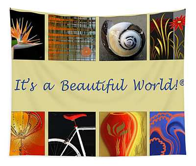 Image Mosaic - Promotional Collage Tapestry