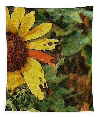 Imperfect Beauty Tapestry