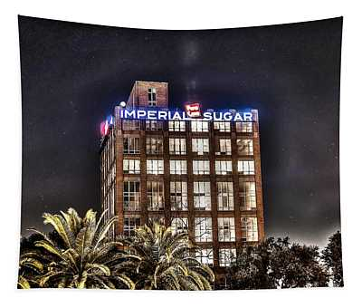 Imperial Sugar Mill Tapestry
