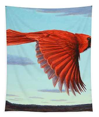 In Flight Tapestry