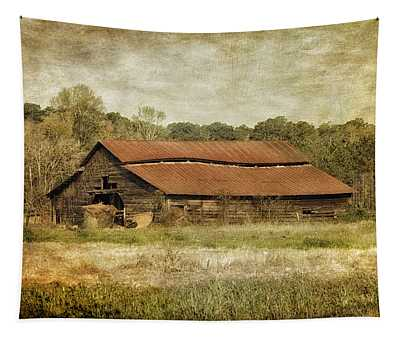 Tapestry featuring the photograph In The Country by Kim Hojnacki