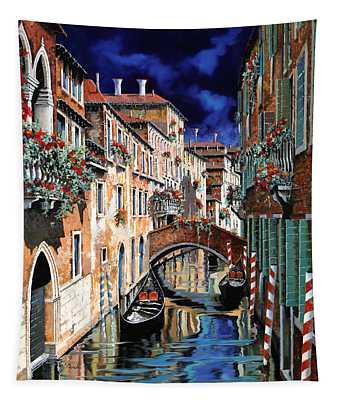 Inchiostro Su Venezia Tapestry