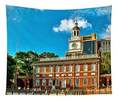 Independence Hall Tapestry