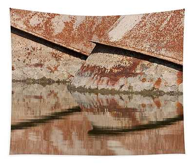 Intake Pipes Tapestry